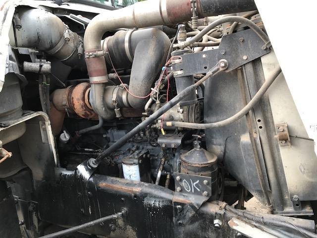 T2070 mack transmission on