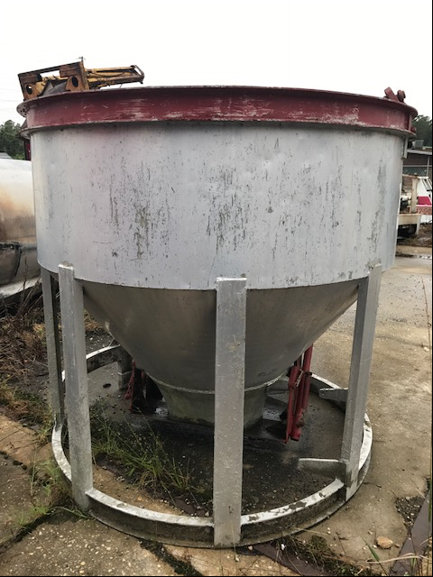 Cement Hopper