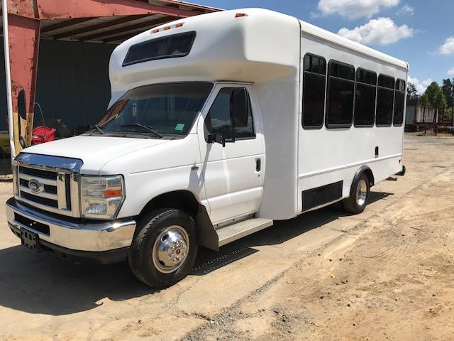2012 E-350 Bus